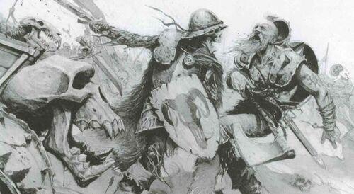 Richter Kreugar Cursed Company Dogs of War 6th Edition illustration.jpg