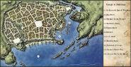 Sartosa Unofficial Map