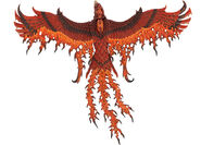 High Elf Flamespyre Phoenix (4)
