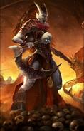 Warhammer Masque of Slaaneshs