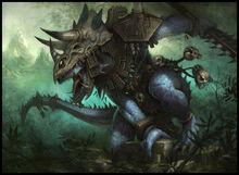 Warhammer saurus lizardmen temple guard desktop 900x658 hd-wallpaper-1177027.jpg