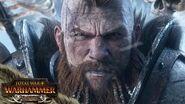 Total War WARHAMMER - Norsca - Cinematic Trailer