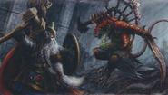 Warhammer End Times Queek Belegar