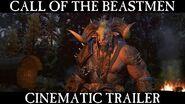 Total War WARHAMMER - Call of the Beastmen Trailer