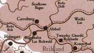 Carroburg-mapa