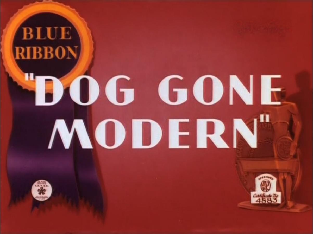 Dog Gone Modern