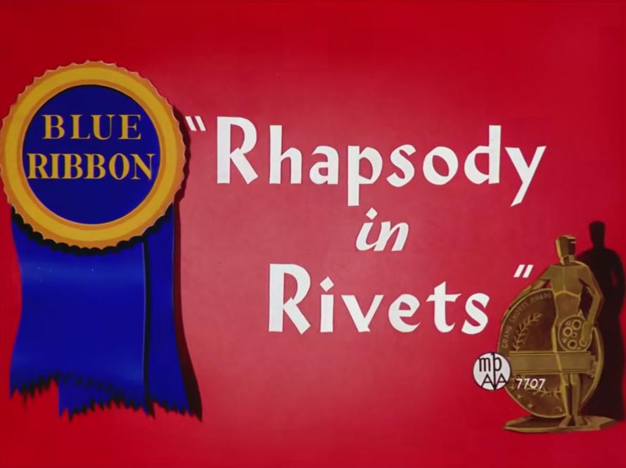 Rhapsody in Rivets