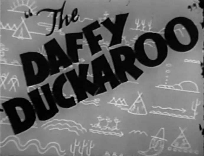 The Daffy Duckaroo
