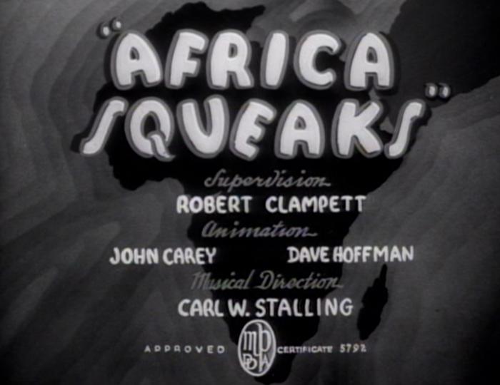 Africa Squeaks