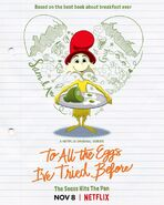 Green Eggs & Ham - To All the Eggs I've Tried Before Poster
