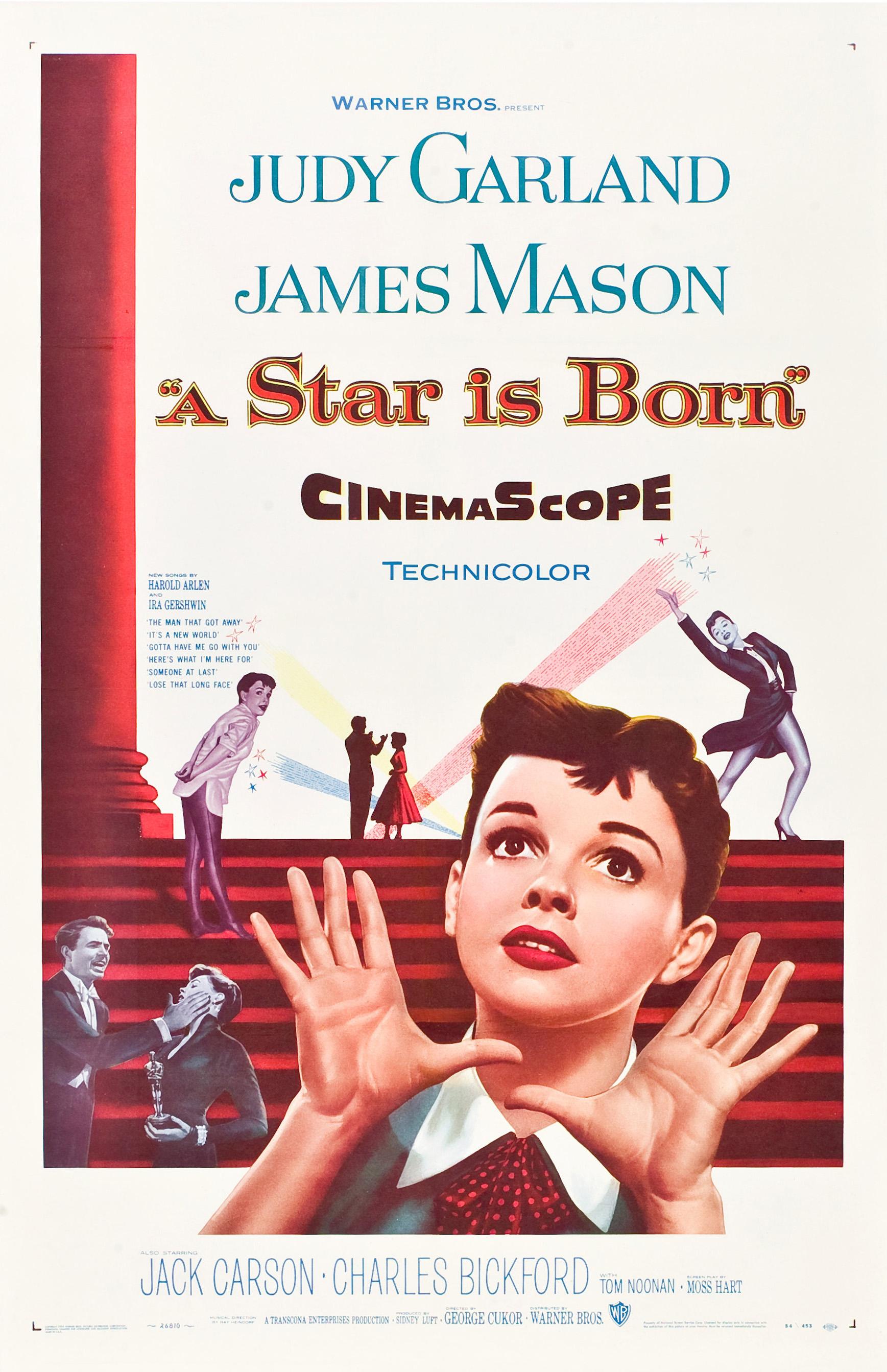 A Star Is Born (1954 film)