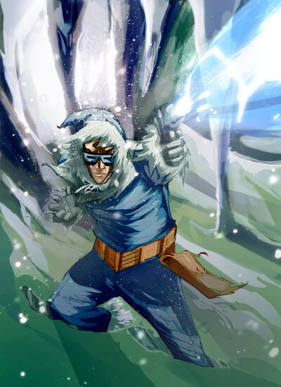 Captain cold by ink4884.jpg
