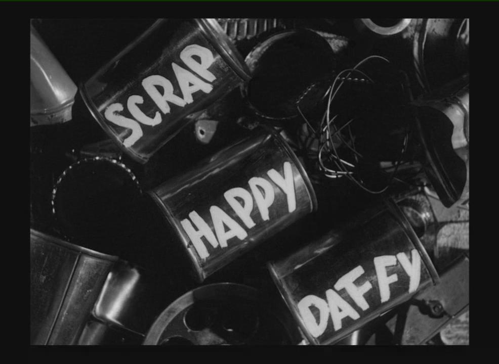 Scrap Happy Daffy
