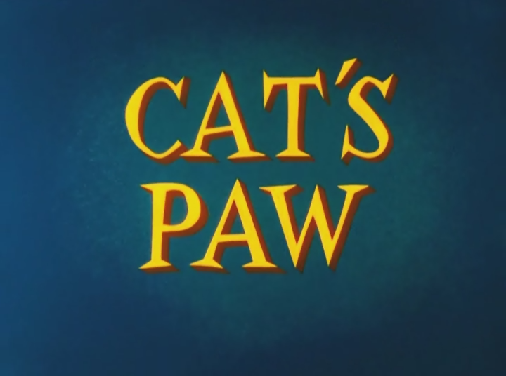 Cat's Paw