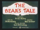 The Bear's Tale