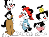 Yakko, Wakko and Dot