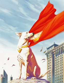 Krypto the Superdog (character)