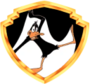 Daffy Duck and the Black Blob
