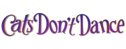 Cats don't dance logo.png