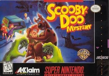 Scooby-Doo Mystery