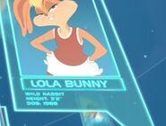 Lola bunny info