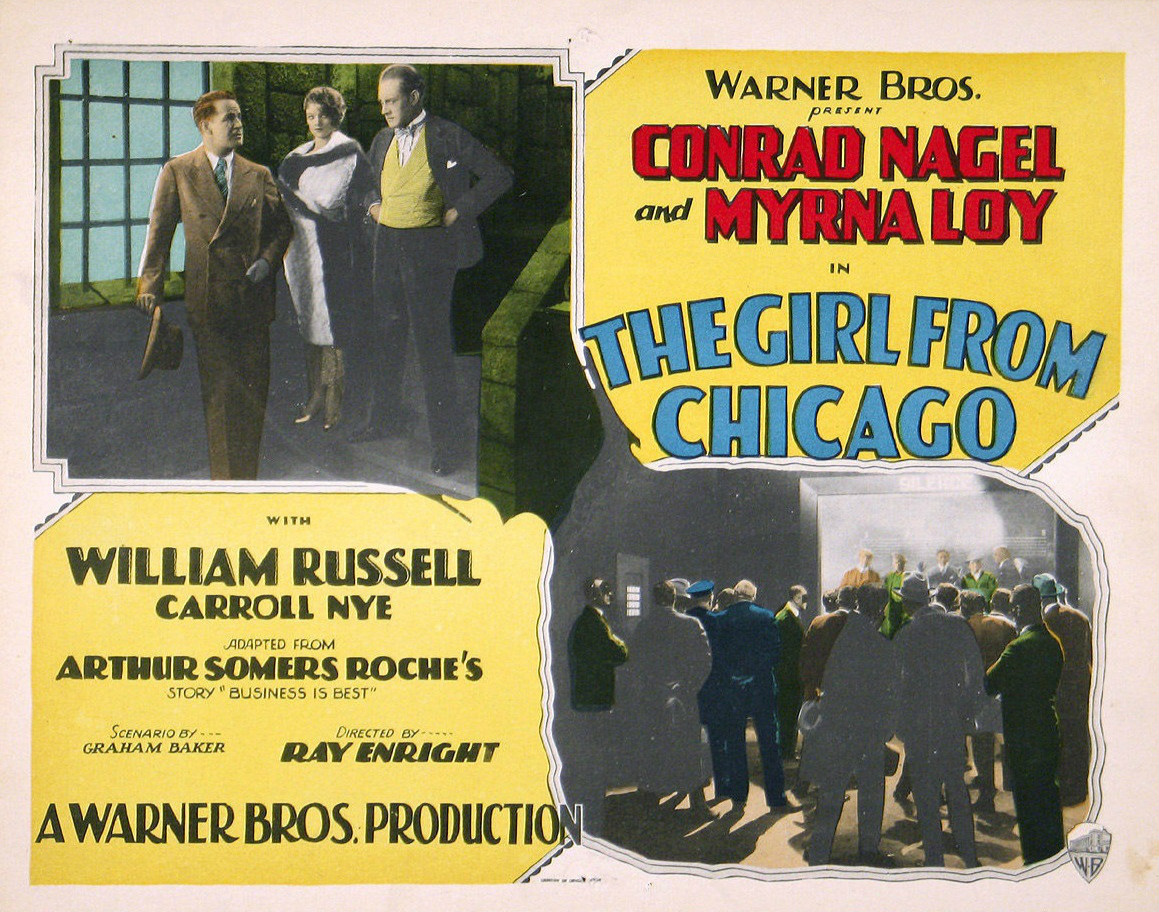 The Girl from Chicago (1927 film)