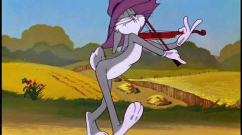 Bugs Bunny's Square Dance