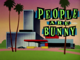 People are Bunny