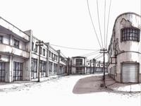 House of Wax Concept Art 9