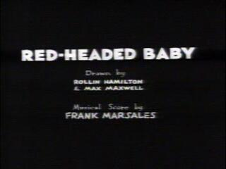 Red-Headed Baby