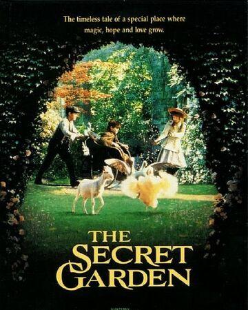 The Secret Garden Warner Bros Entertainment Wiki Fandom