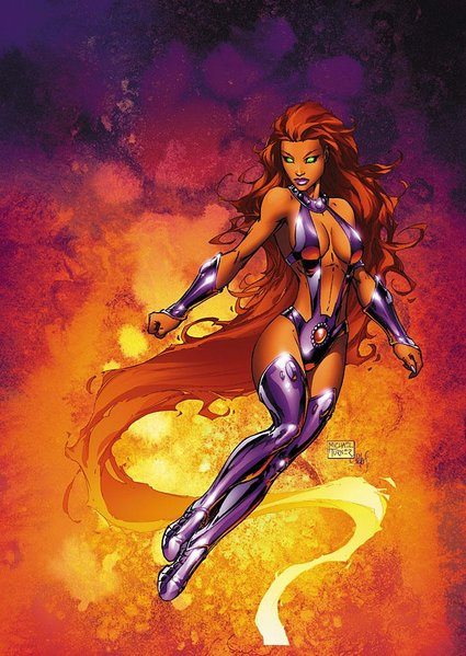 Starfire (Koriand'r)