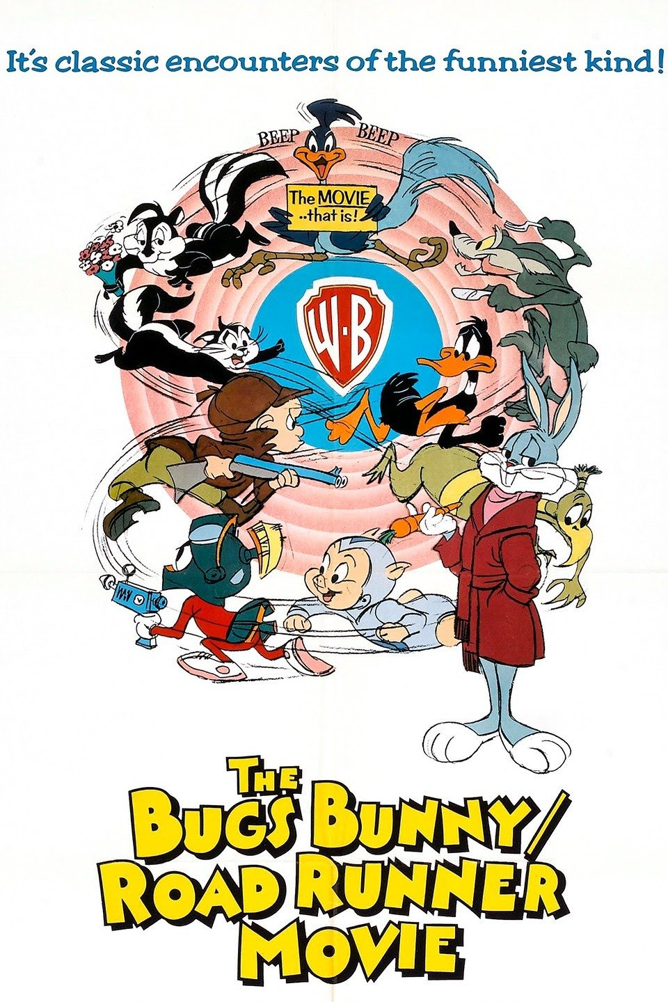 The Bugs Bunny/Road Runner Movie