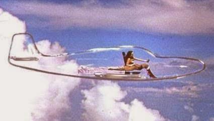 Invisible plane