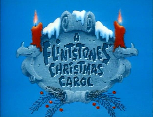 A Flintstones' Christmas Carol