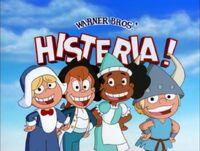 Histeria! Title Card