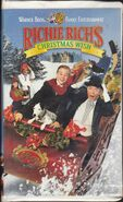 Richie rich's christmas wish vhs cover