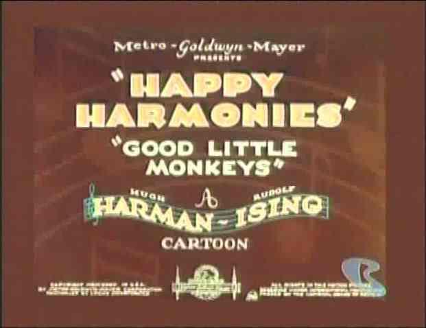 Good Little Monkeys
