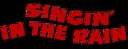 Singin' in the Rain transparent logo.png
