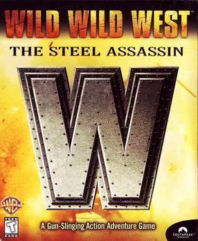 Wild Wild West: The Steel Assassin