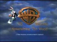 WARNER BROS. FAMILY ENTERTAINMENT 75 YEARS 1998 LOGO TRAILER VERSION 0001