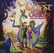 The Quest For Camelot-front