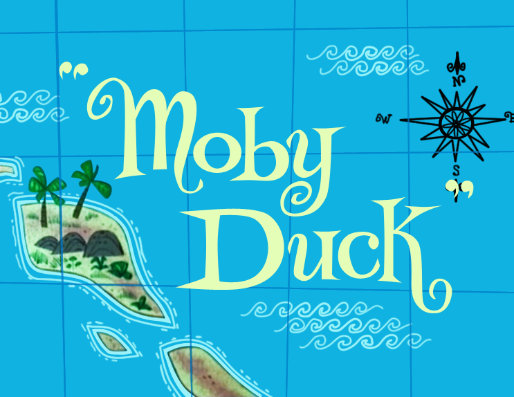 Moby Duck (short)