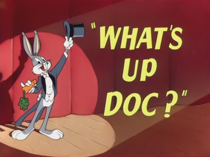 What's Up Doc? (short)