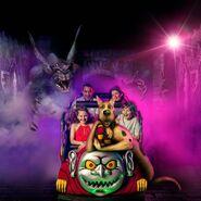 Scooby-Doo Spooky Coaster Coaster Car