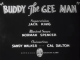 Buddy the Gee Man