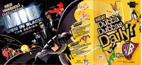 Kids WB print ad 1997 (folded out)