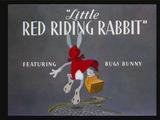 Little Red Riding Rabbit