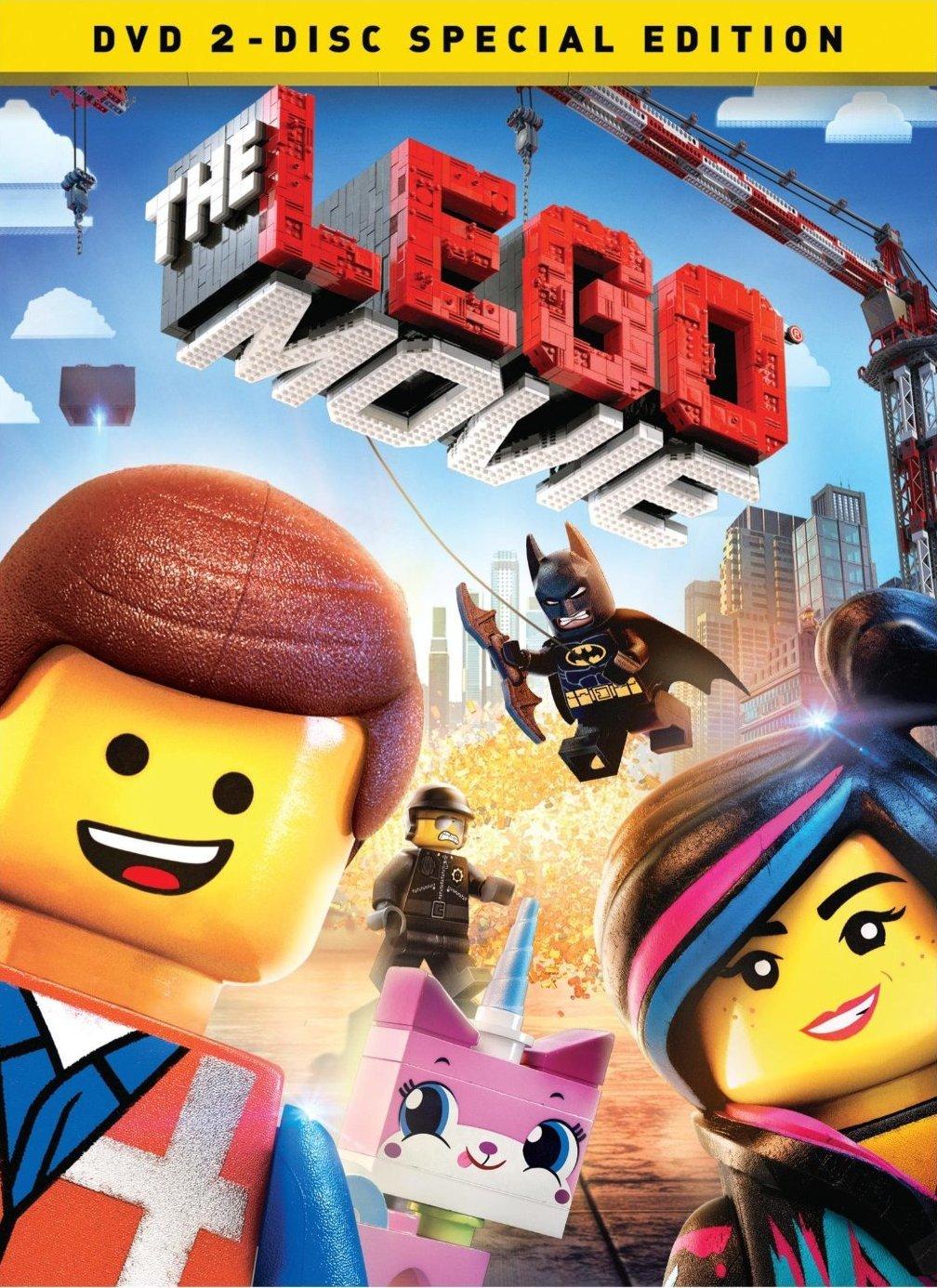 The Lego Movie (video)