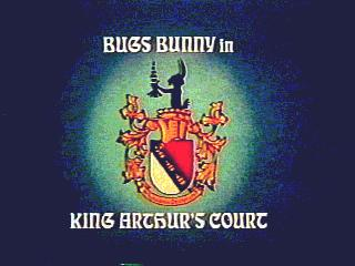 Bugs Bunny in King Arthur's Court